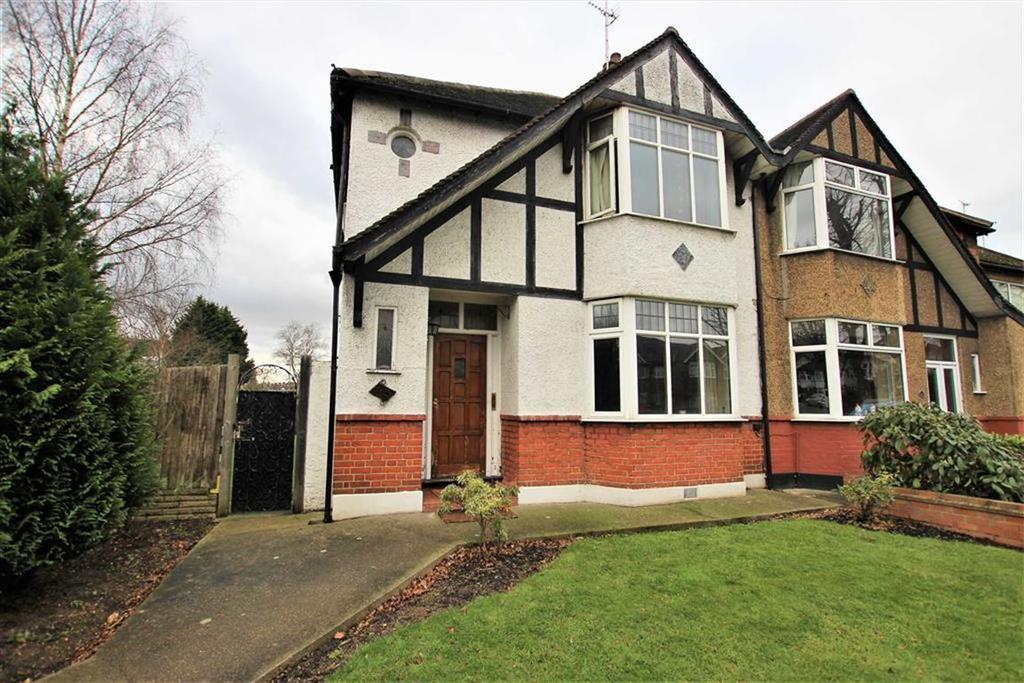3 Bedrooms Semi Detached House for sale in Friern Barnet Lane, Friern Barnet, London