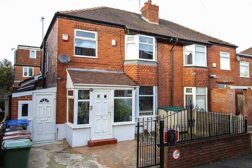 4 Bedrooms Semi Detached House for sale in Cambridge Road, Heaton Chapel