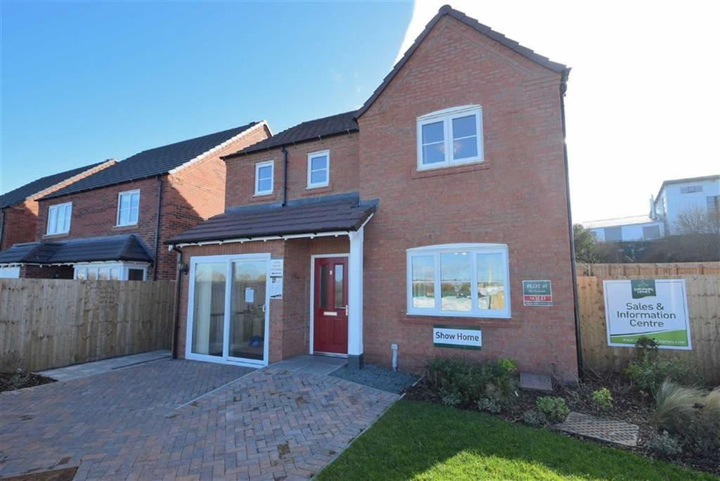 3 Bedrooms Detached House for sale in Redwing Fields, Shrewsbury