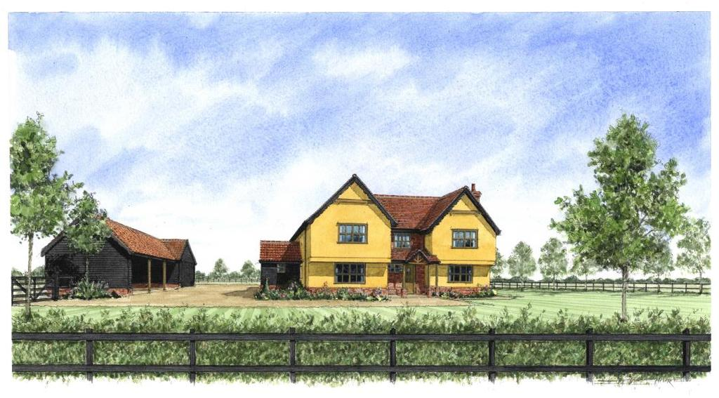 5 Bedrooms Detached House for sale in Great Bromley, COLCHESTER, Essex