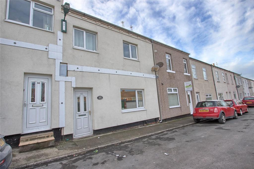 3 Bedrooms Terraced House for sale in Arthur Terrace, New Marske