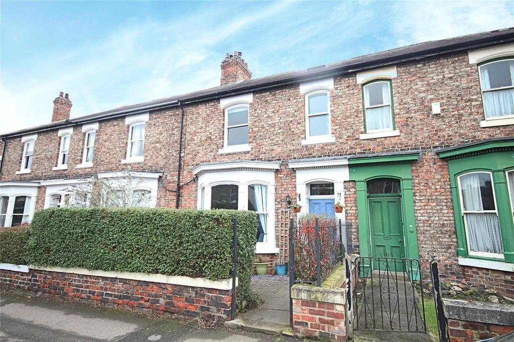 4 Bedrooms Terraced House for sale in Swinburne Road, Eaglescliffe
