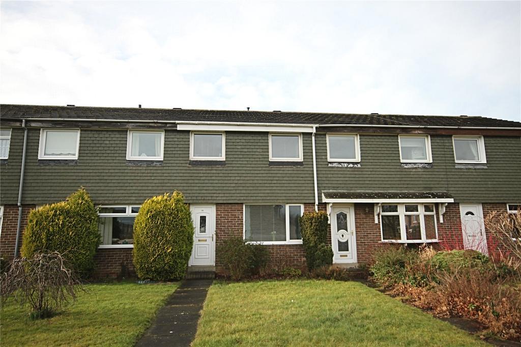 3 Bedrooms Terraced House for sale in Sunningdale Walk, Eaglescliffe