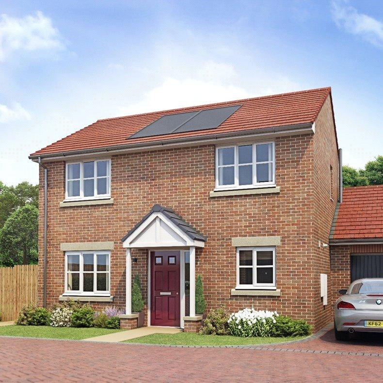 3 Bedrooms Detached House for sale in Plot 10 Orwell Grange, Off Kirk Hill