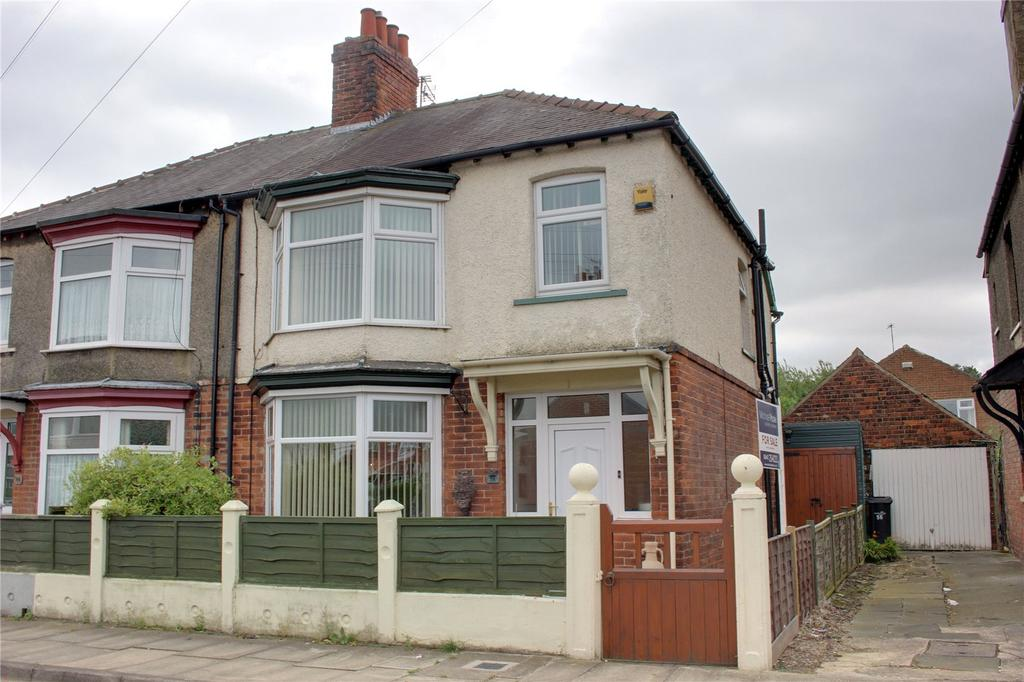 3 Bedrooms Semi Detached House for sale in Beech Grove Road, Linthorpe