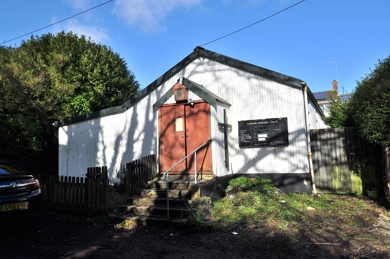 Plot Commercial for sale in Eastbrook Methodist Church, Chapel Close, Dinas Powys, V of G. CF64 4LE