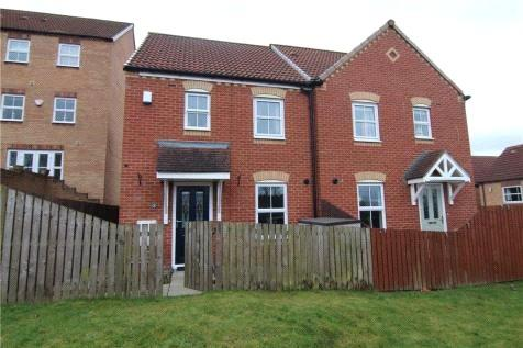 3 Bedrooms Semi Detached House for sale in Dipton