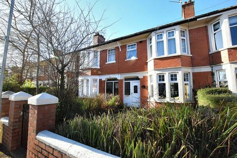 3 bedroom terraced house for sale - Lansdowne Avenue, Rhiwbina, Cardiff. CF14 6AT