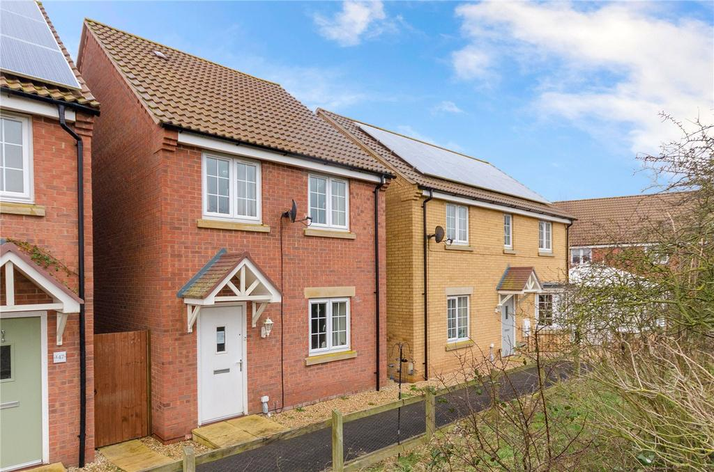 3 Bedrooms Detached House for sale in College Road, Cranwell Village, Sleaford, Lincolnshire, NG34