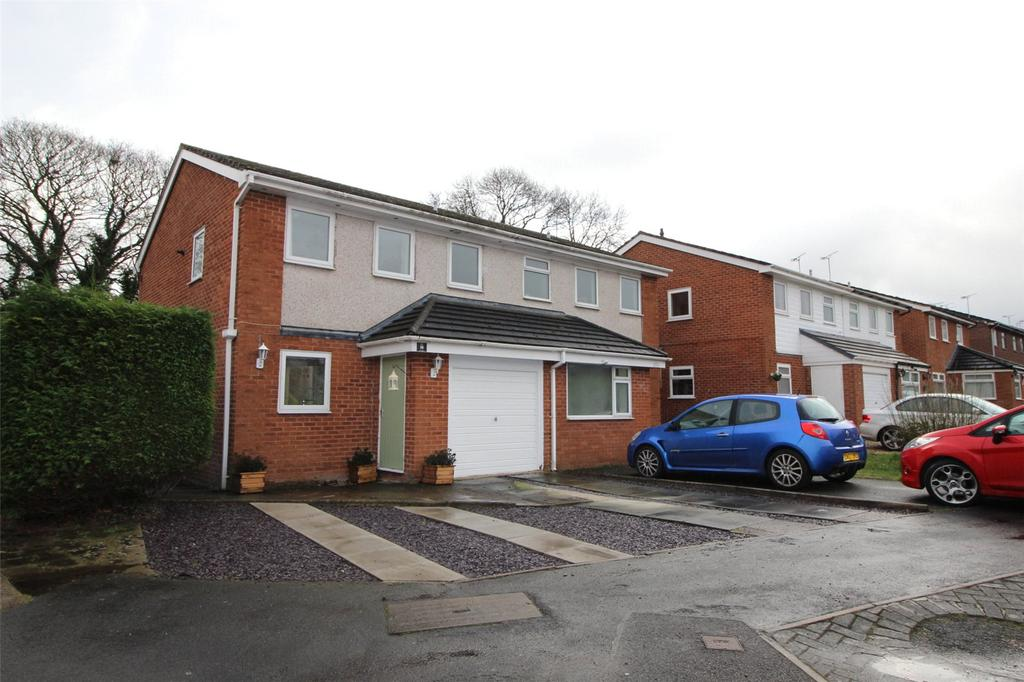 3 Bedrooms Semi Detached House for sale in The Meadows, Gwersyllt, Wrexham, LL11