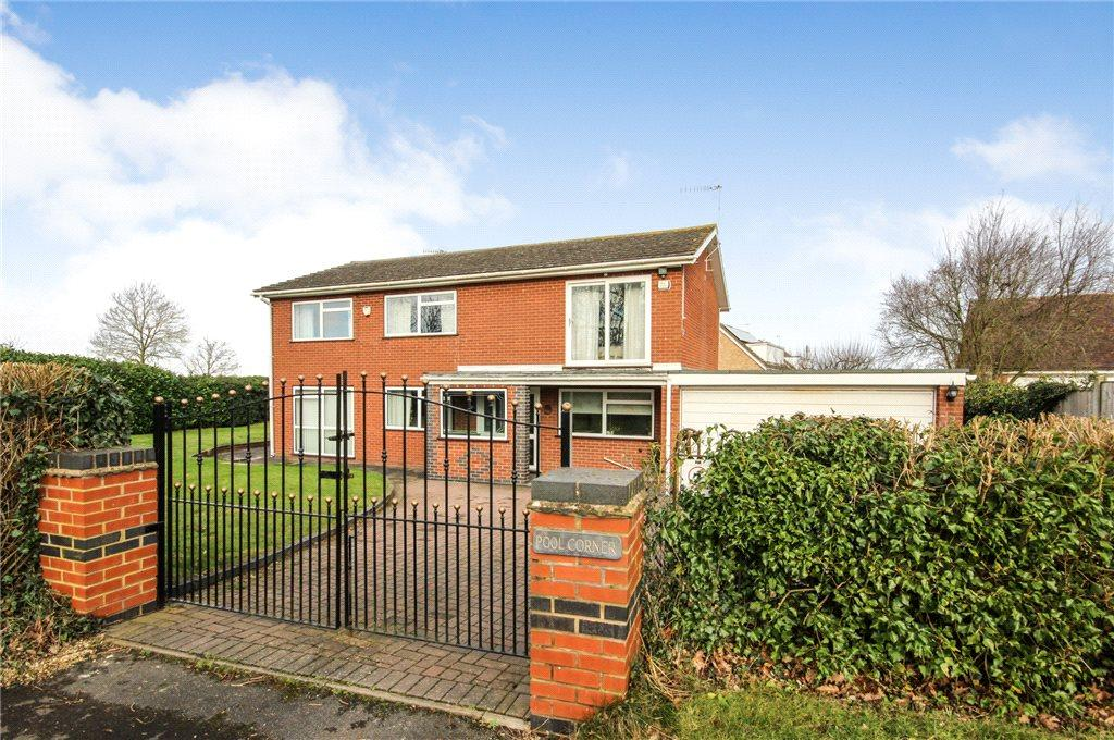4 Bedrooms Detached House for sale in Main Street, Pinvin, Pershore, Worcestershire, WR10