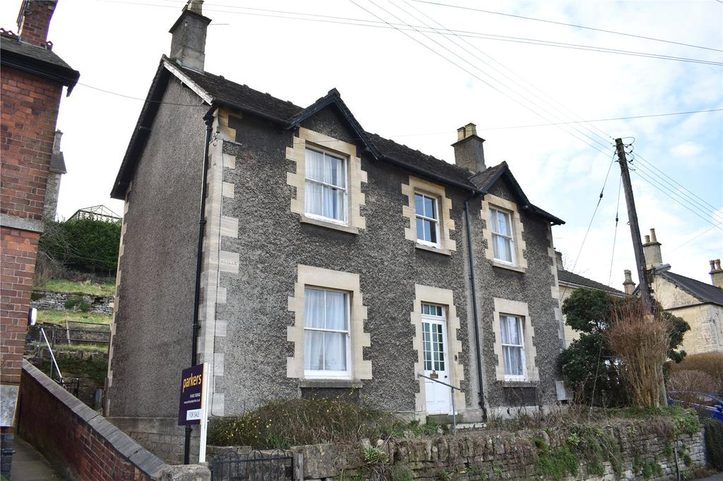 4 Bedrooms Detached House for sale in Victoria Road, Brimscombe, Stroud, Gloucestershire, GL5