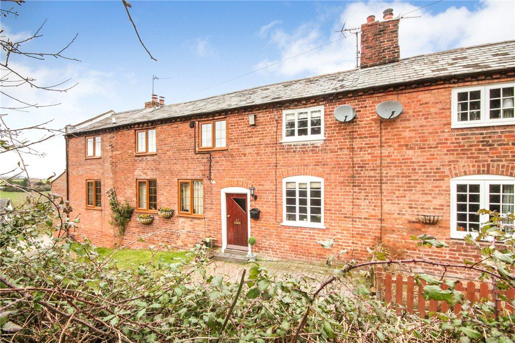 3 Bedrooms Terraced House for sale in Churchfield Terrace, Abberley, Worcester, Worcestershire, WR6
