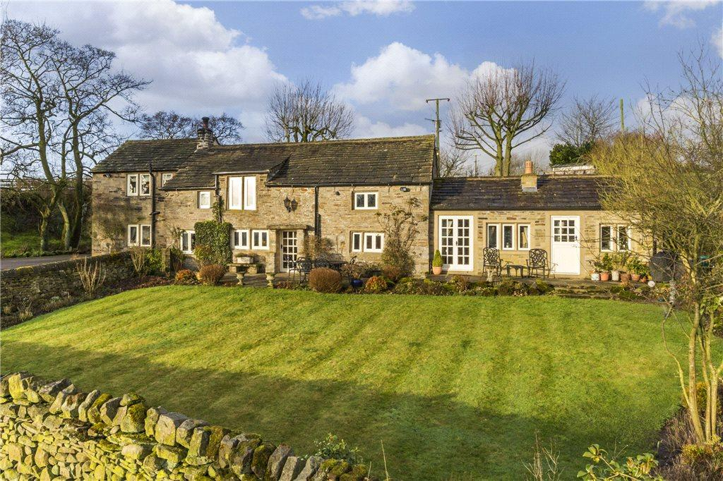 5 Bedrooms Detached House for sale in Ivy House Cottage, Low Lane, Silsden Moor