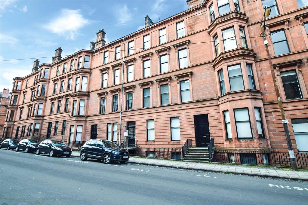 4 Bedrooms Apartment Flat for sale in 1/2, Kersland Street, Hillhead, Glasgow