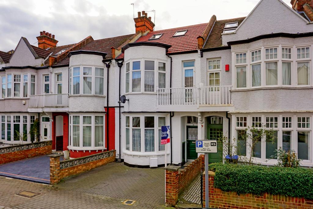 6 Bedrooms Terraced House for sale in Hanover Road, NW10