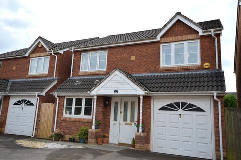 4 bedroom detached house to rent - Enbourne Drive, Pontprennau, Cardiff, CF23