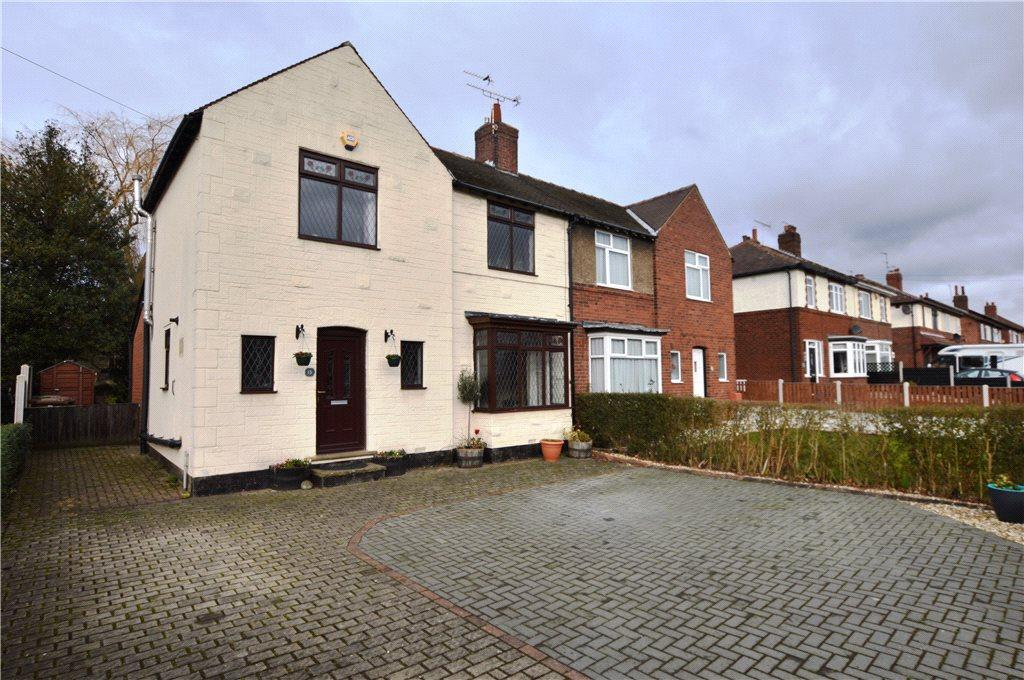 3 Bedrooms Semi Detached House for sale in Ruskin Avenue, Wakefield, West Yorkshire