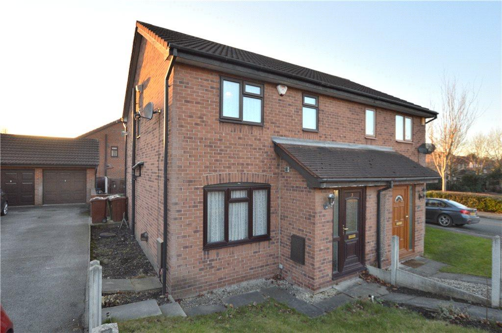 3 Bedrooms Semi Detached House for sale in Parkinson Close, Wakefield, West Yorkshire