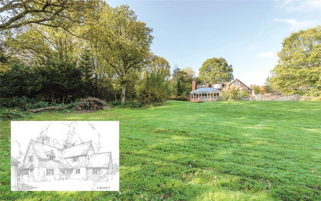 4 Bedrooms Detached House for sale in Green Lane, Dockenfield, Farnham, Surrey