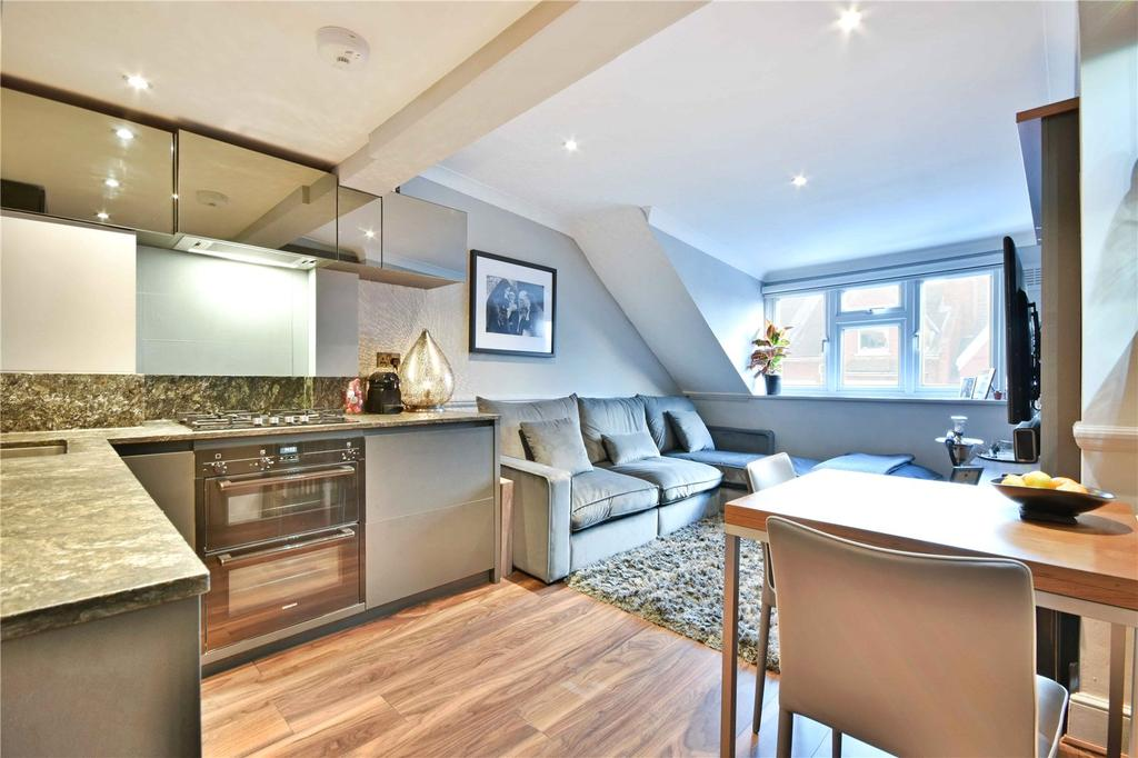 2 Bedrooms Apartment Flat for sale in Cotleigh Road, West Hampstead, NW6