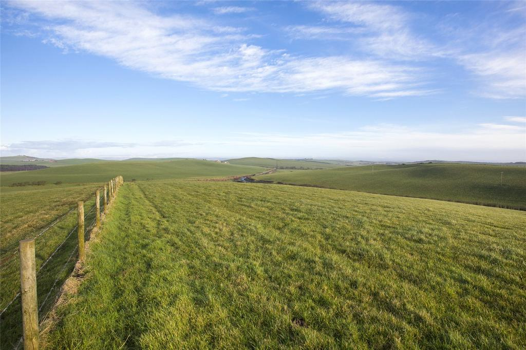 Land Commercial for sale in Lot 1 - Land At Neuk Farm, Stoneykirk, Stranraer, Wigtownshire, DG9