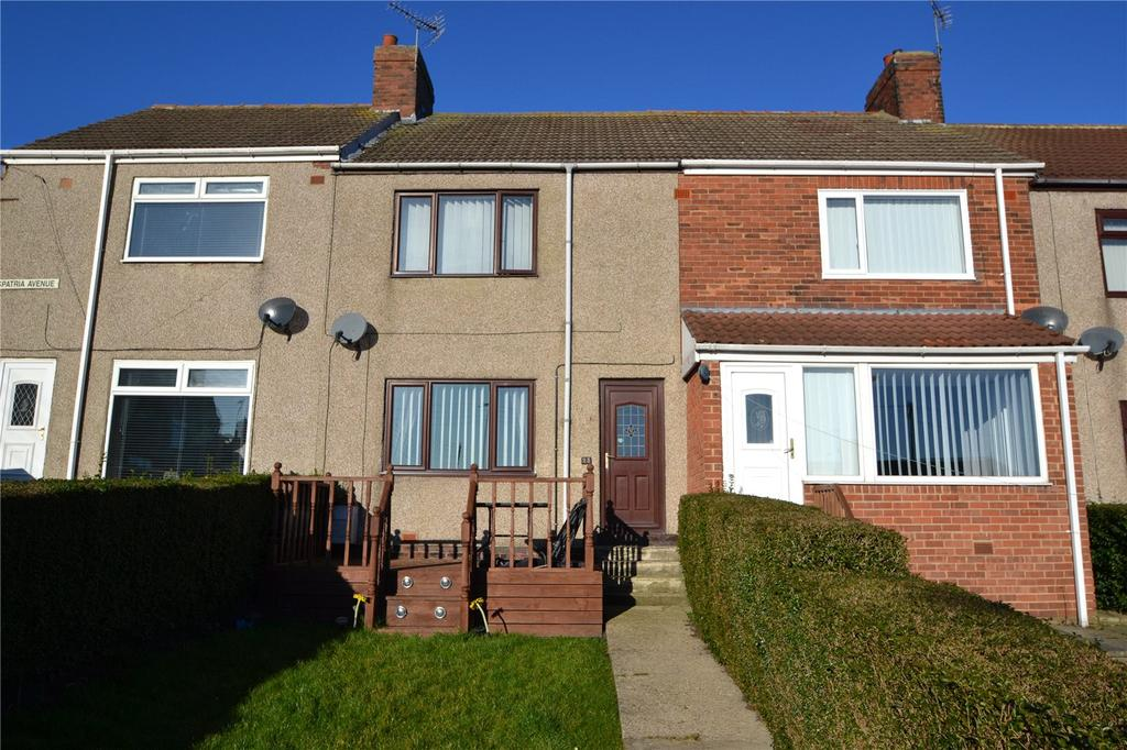 2 Bedrooms Terraced House for sale in Aspatria Avenue, Blackhall, Co Durham, TS27
