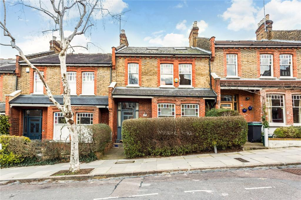 4 Bedrooms Terraced House for sale in Gladwell Road, Crouch End, London, N8