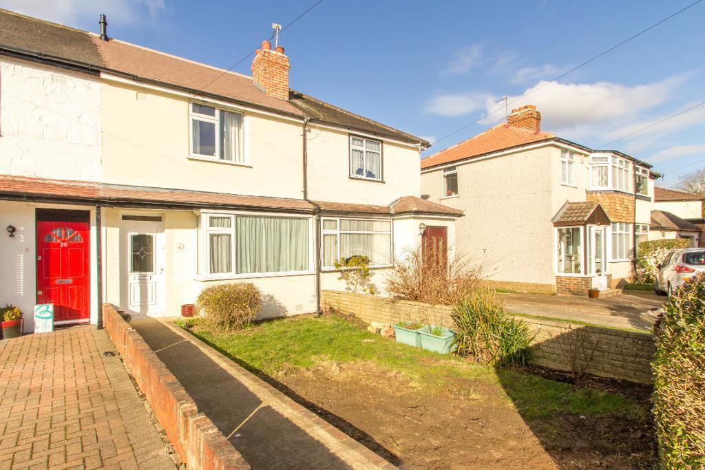 2 Bedrooms Terraced House for sale in Hamsey Green Gardens, Warlingham, SURREY, CR6 9RQ