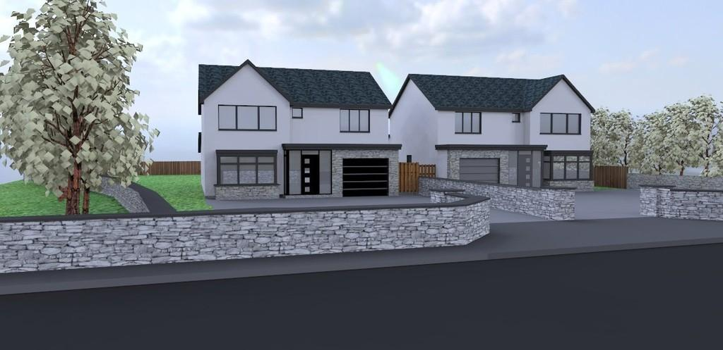 4 Bedrooms Detached House for sale in Meusydd, Llanbedrgoch, North Wales