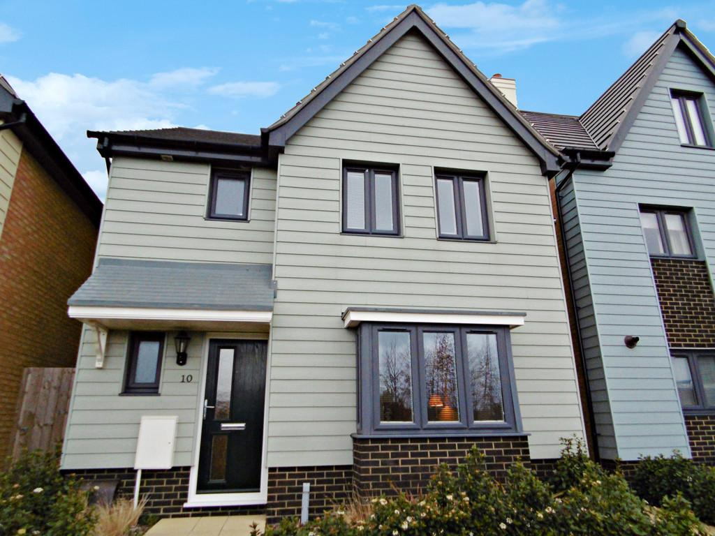 3 Bedrooms Detached House for sale in Swan Road, Seaton