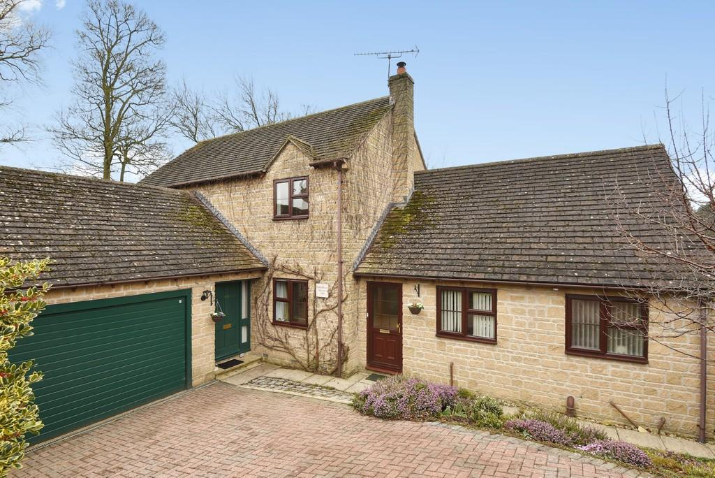 5 Bedrooms Detached House for sale in Uplands, Stroud