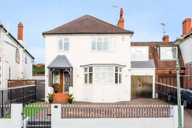 4 Bedrooms Link Detached House for sale in Benett Drive, Hove