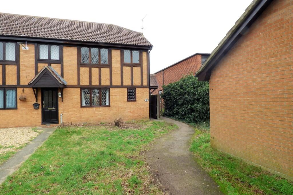 3 Bedrooms End Of Terrace House for sale in The Mallards, Lakenheath