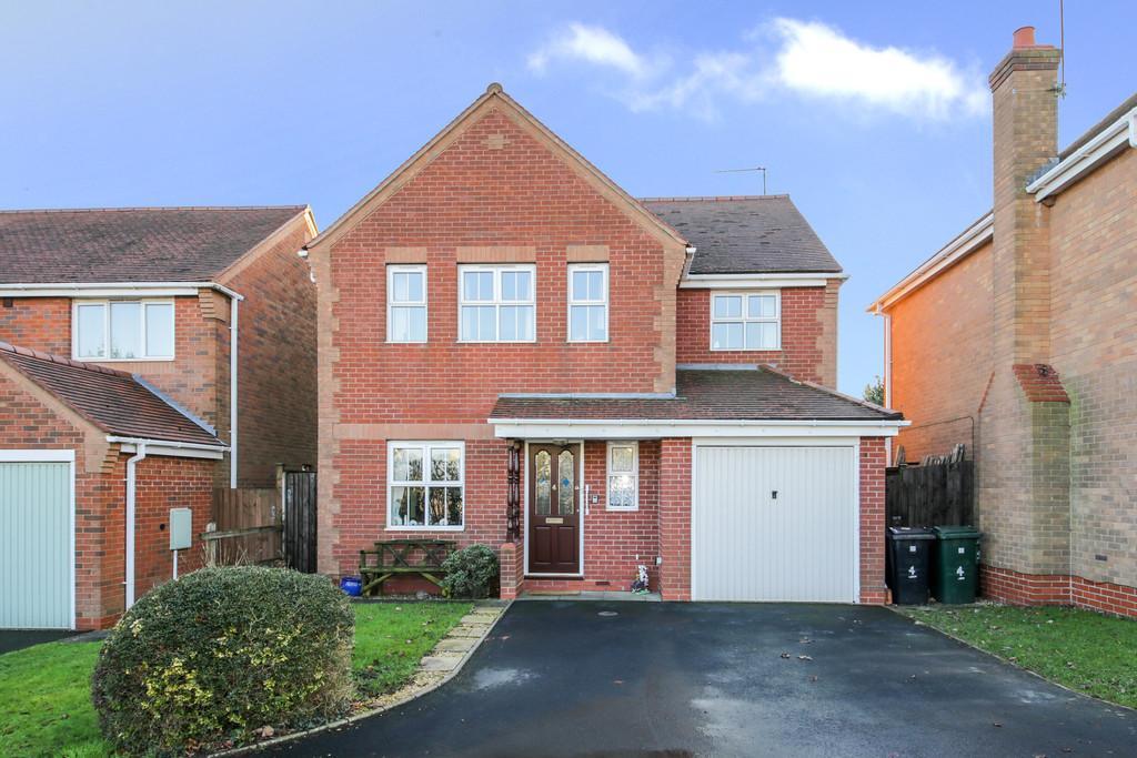 4 Bedrooms Detached House for sale in Cleobury Mortimer, Kidderminster, DY14 8JJ