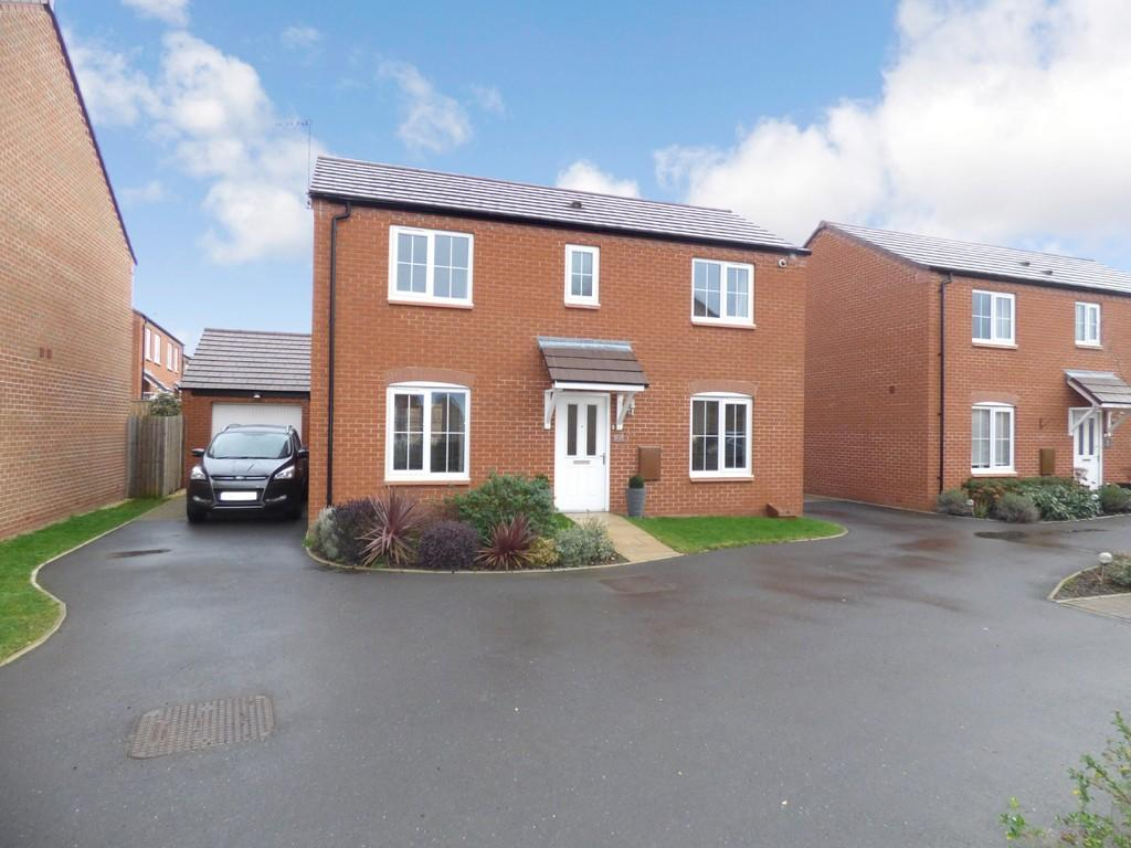 3 Bedrooms Detached House for sale in Chestnut Way, Bidford On Avon
