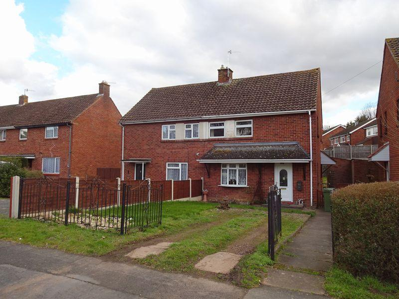 3 Bedrooms Semi Detached House for sale in Queensway, Bewdley DY12 1ET