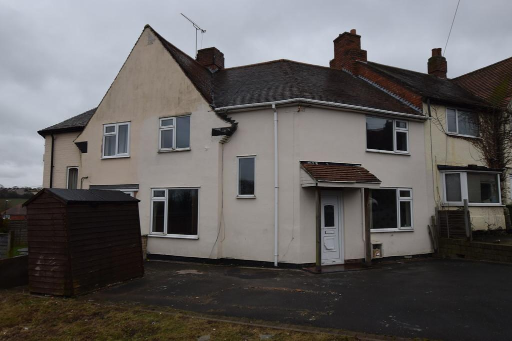 3 Bedrooms Terraced House for sale in James Street, Gun Hill, New Arley