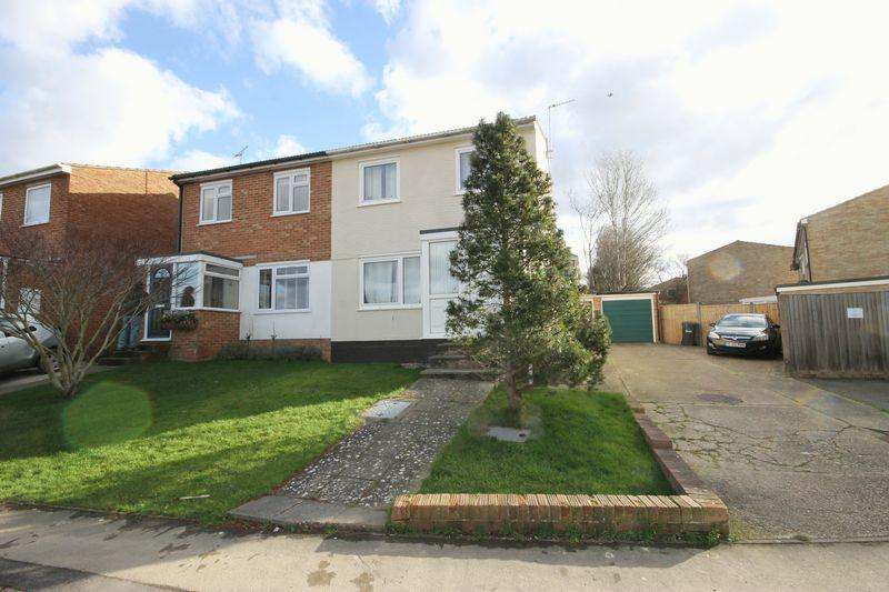 3 Bedrooms Semi Detached House for sale in Dunstall Farm Road, Burgess Hill, West Sussex.