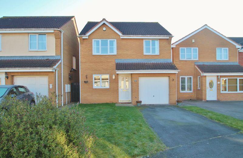 3 Bedrooms Detached House for sale in Landseer Drive, Billingham