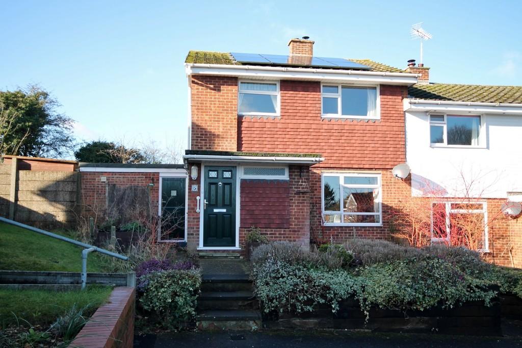 3 Bedrooms End Of Terrace House for sale in Roundhaye, Puckeridge