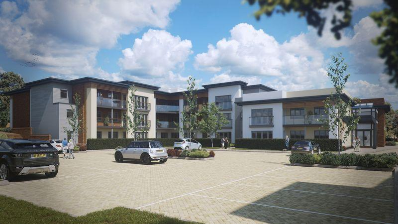 2 Bedrooms Apartment Flat for sale in Pincombe Court, Exmouth - 'The Shelly'