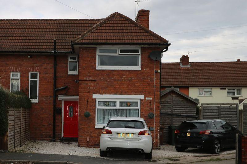 3 Bedrooms Semi Detached House for sale in Hampton Place, Wednesbury