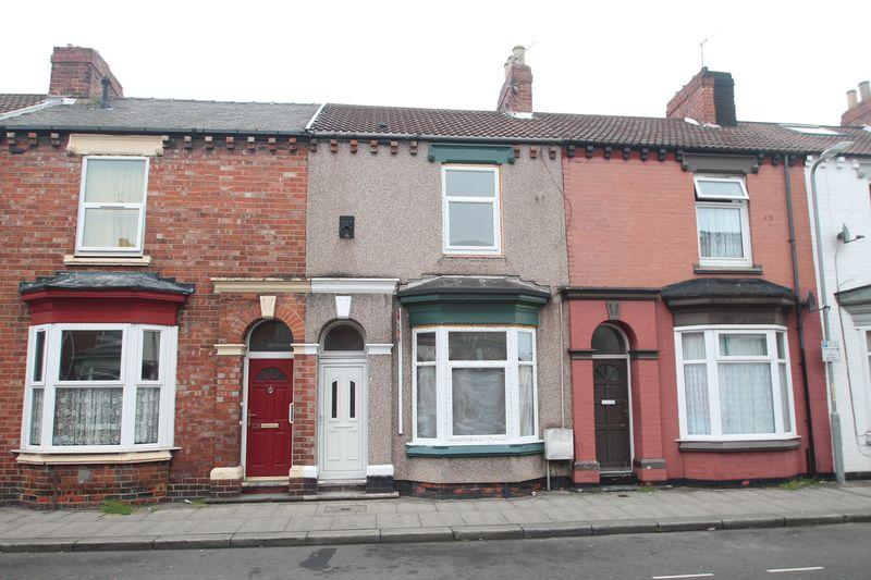 4 Bedrooms Terraced House for sale in Waterloo Road, Middlesbrough