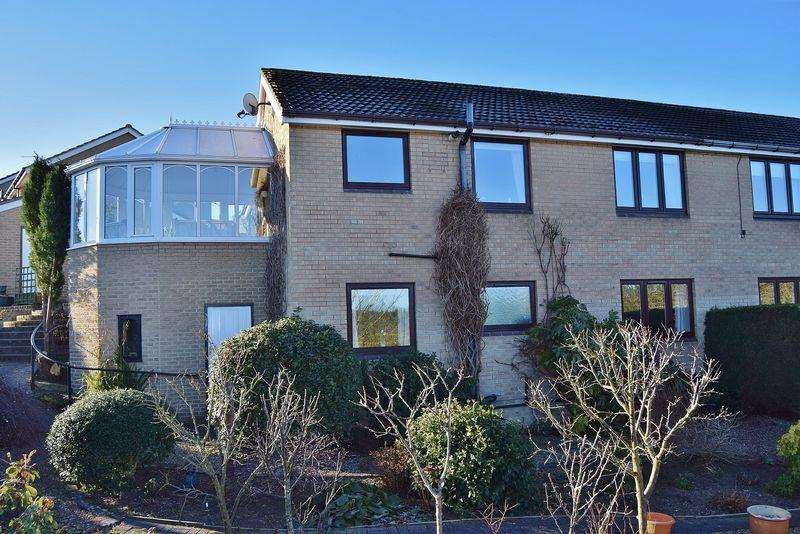 2 Bedrooms Semi Detached House for sale in Iveson Road, Hexham