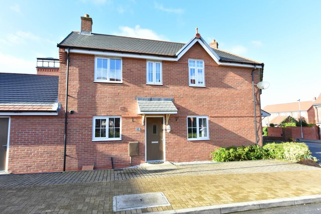 4 Bedrooms Semi Detached House for sale in Mulberry Close , Ormskirk