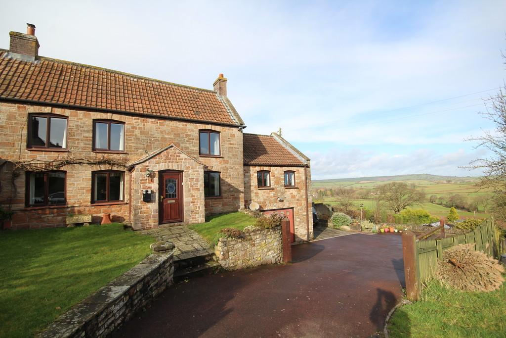 3 Bedrooms Semi Detached House for sale in Knowle Hill, Chew Magna