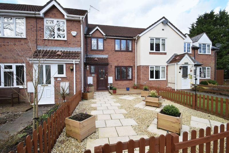 3 Bedrooms Terraced House for sale in Gifford Close, Cwmbran