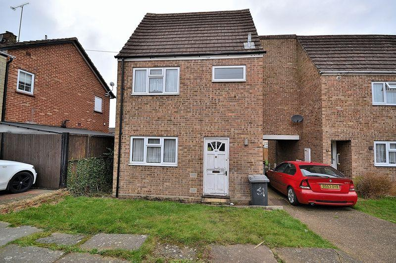 3 Bedrooms End Of Terrace House for sale in Summer Street, Leighton Buzzard