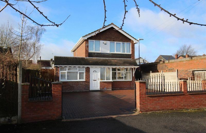 3 Bedrooms Detached House for sale in Vernon Road, Bilston